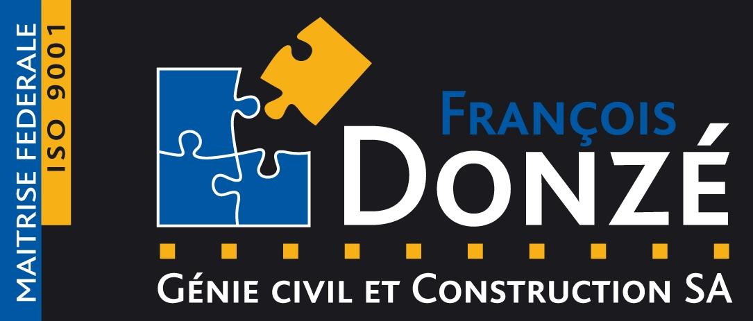 François Donzé Génie civil et Construction SA